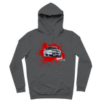 SHOEBILLZ CUSTOMIZED BLOOD Premium Adult Hoodie