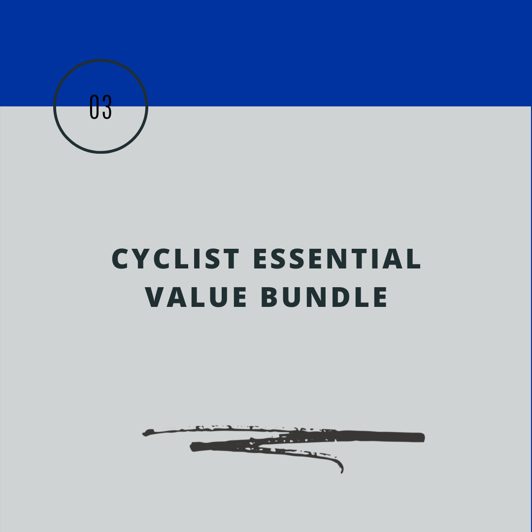 Cyclist Essential Value Bundle #3
