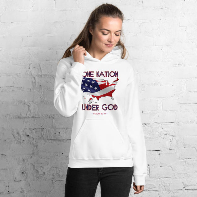 One Nation Hoodie - Creatures Unique