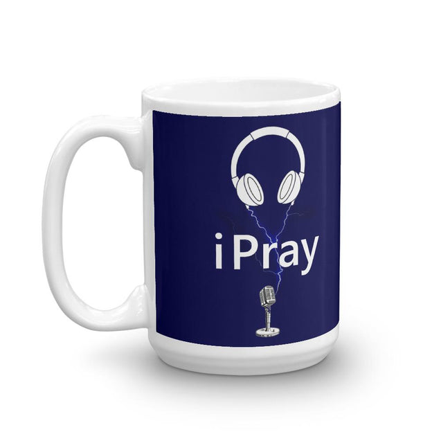 I Pray Mug - Creatures Unique