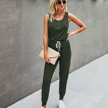 Load image into Gallery viewer, Olive Romper
