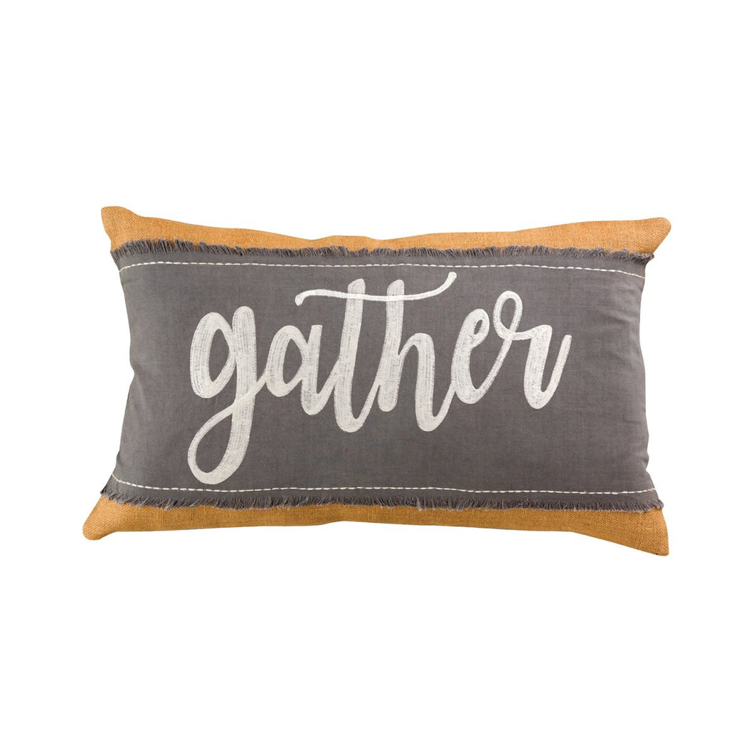 Gather Lumbar Pillow