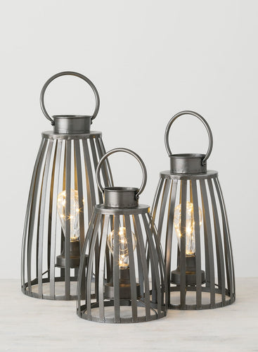 LED TABLE HANG LANTERN MD