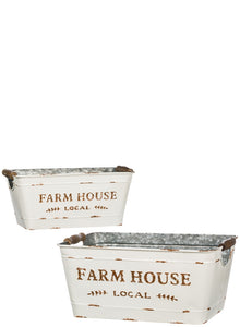 Farmhouse Planter SM