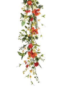 WILFLOWER BERRY GARLAND