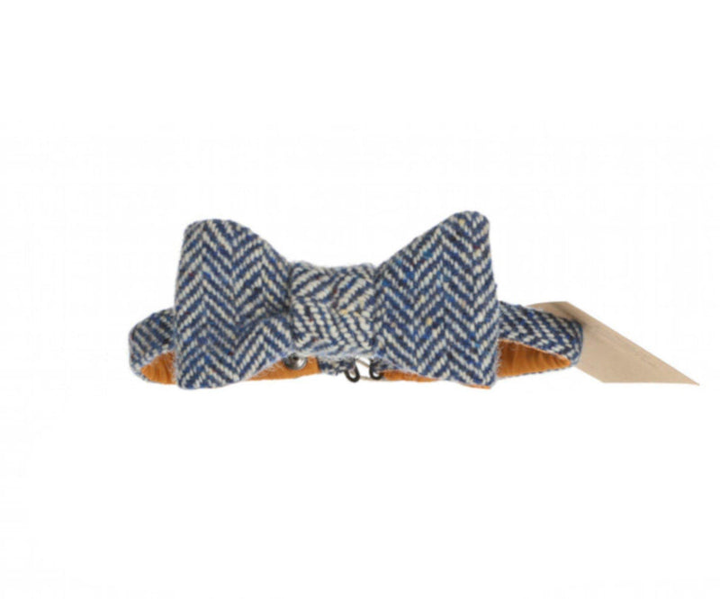 Donegal Tweed Bow Tie Tweed Bow Ties Tweed.ie