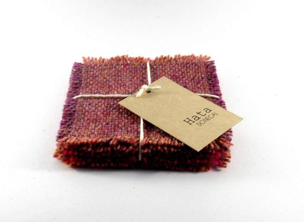 Coasters Tweed Coasters Tweed.ie