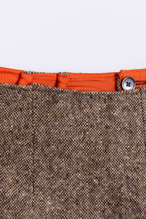 Donegal Tweed Shorts