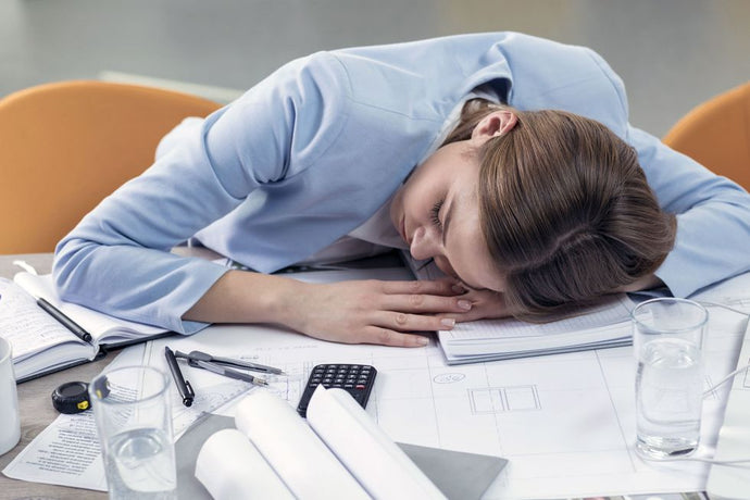 Sleeping at work is smart business