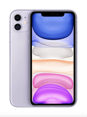 iPhone 11 Violeta