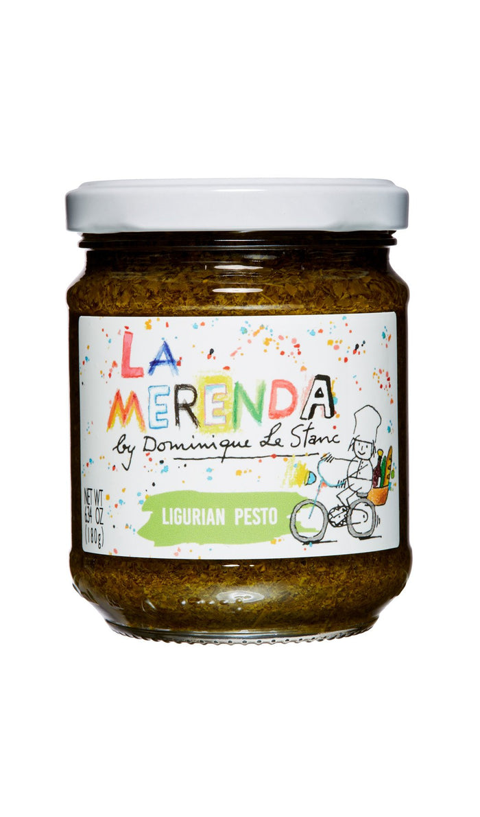 Ligurian Pesto in Extra Virgin Olive Oil