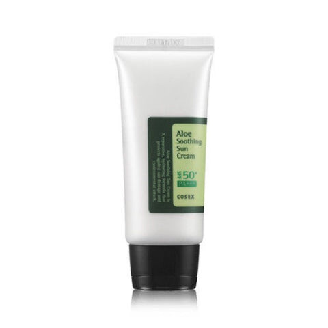 Aloe Soothing Sun Cream (SPF 50)  50ml