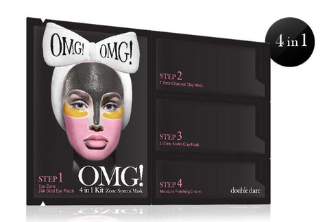 OMG 4in1 Kit Zone System Mask