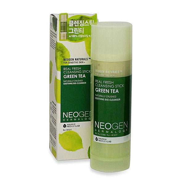 Real Fresh Green Tea Cleansing Stick 80g