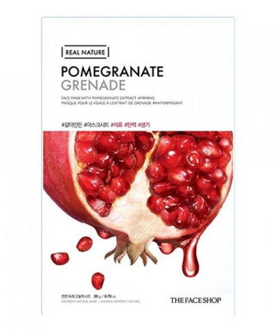 Real Nature - Pomegranate Grenade