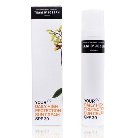 Your Daily High Protection Sun Cream SPF30 50ml