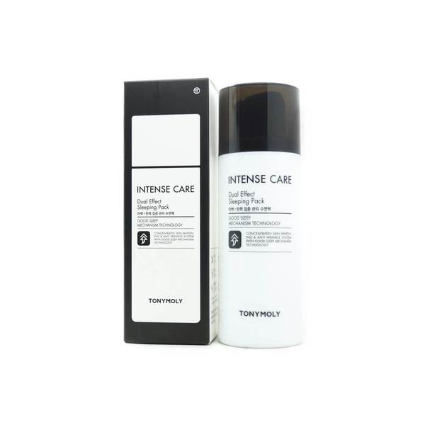 Intense Care Dual Effect Sleeping Pack 100ml