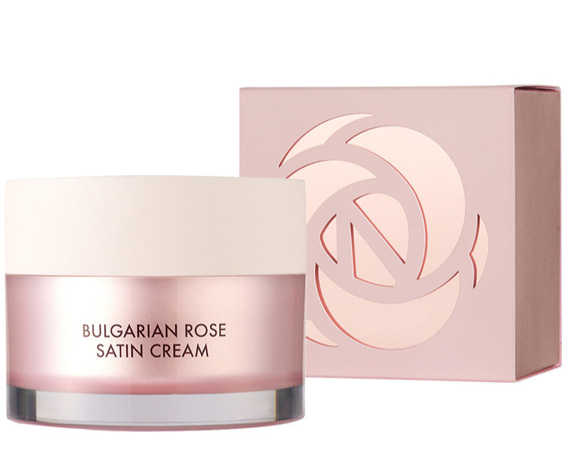 Bulgarian Rose Satin Cream 55ml