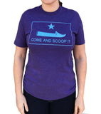 Amy's Ice Creams Come and Scoop It T-Shirt (Women's)