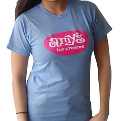 Amy's Ice Creams Living the Dream Women's T-Shirt