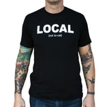 Amy's Ice Cream Local Inspired Black Men's T-Shirt