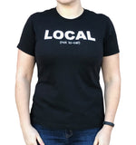 Amy's Ice Creams Local Inspired Black T-Shirt