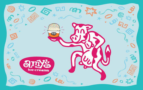 Amy's Ice Creams eGift Cards