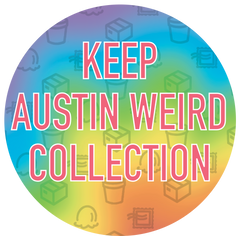 Keep Austin Weird Pint Collection