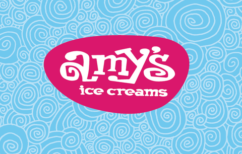 Amy's Ice Creams Gift Cards