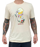 Amy's Ice Creams Tattoo T-Shirt