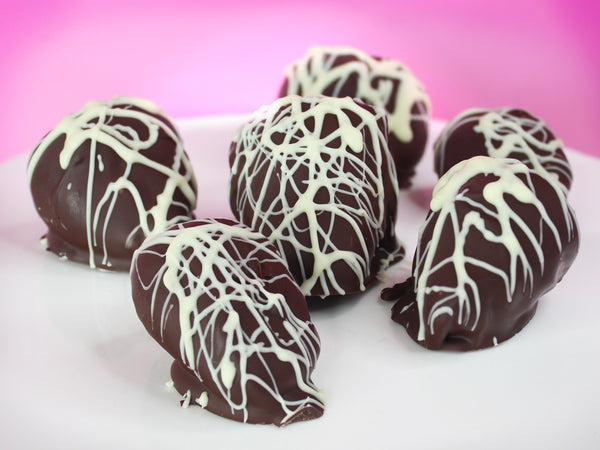Chocolate Covered Strawberries Half Dozen (6 ct)