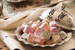 History of Turkish Delight