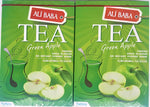Turkish Green Apple Tea Drink