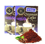 Ottoman Turkish Ground Coffee Premium Authentic Quality 7 ounce