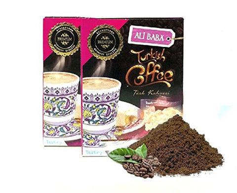 Turkish Ground Coffee