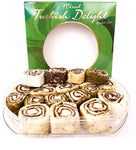 Turkish Delights Creamy Rolls