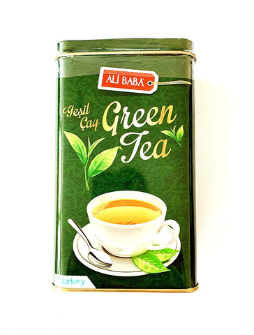 Green Tea Tin