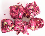 Real Rose Petal with Pomegranate and Pistachios