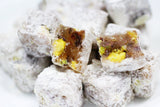 Double Roasted Pistachio Turkish Delights