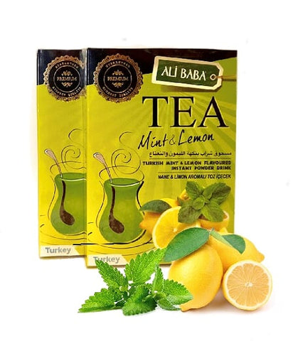 Mint Lemon Tea Drink