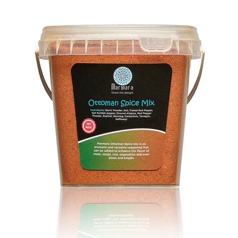 Ottoman Spice Seasoning Mix