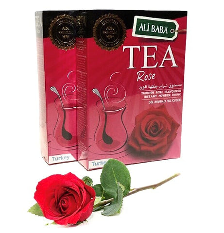 Rose Tea Drink