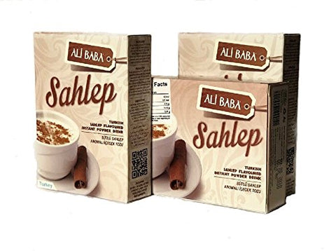 Sahlep Sweet Creamy Hot Drink