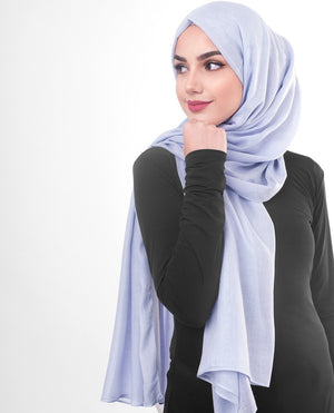 "Purple Heather Viscose Woven Hijab-HIJABS-InEssence-Maxi 40""x70""-MeHijabi.com"
