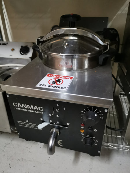 Canmac Chicken Fryer