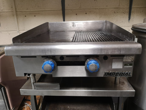 Imperial Grill Griddle