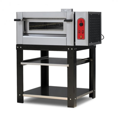 "EASYPIZZA Single Deck Gas Pizza Oven 6 x 9"" Pizzas"