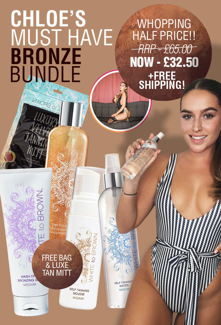 Chloe's Must Have Bronze Bundle (6 pcs) - ONLY £32.50 !!
