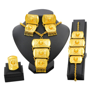 African Jewelry Sets Dubai