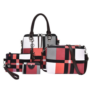 4pc Hand Bags